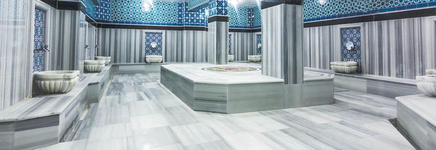 Mermer Banyo - Hamam